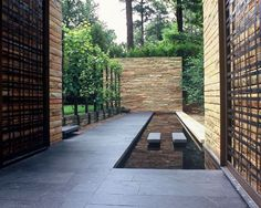 Black slate Terrace www.palladiostone.co.za