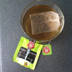 Día 206: #TeVerde con hierbabuena para infusionar en frío de Pompadour