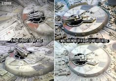 My Very Easy Method for Spotting Millennium Falcon Differences