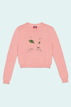 cat sweater <3