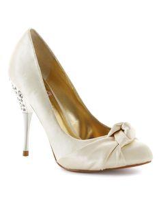 Paris Hilton Shoes, Spelled Evening Pumps - Shoes - Macy's