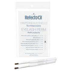 Wimpernwelle Wimperndauerwelle Kosmetikpinsel von RefectoCil kann man günstig und einzeln nachbestellen. Mehr Infos:  http://www.wimpernwuensche.de/refectocil.html