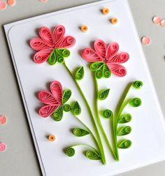 Szeretnél készíteni fillérekből egy csodástavaszi dekorációt, vagy anyák napi ajándékot?Ha a válaszod igen, akkor ezt a szépséges, quilling (papírcsík)technikával készültképeslapot/ üdvözlőlapotneked találták ki! Ahhoz, hogy elkészítsd ...