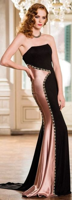 John Paul Ataker Fall/Winter v Estilo Fashion, Fashion Moda, Couture Fashion, Runway Fashion, Evening Dresses, Prom Dresses, Dress Prom, Beautiful Gowns, Dream Dress