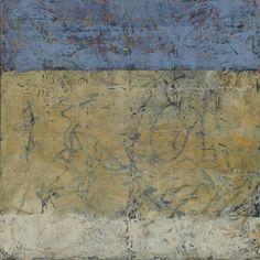 """della terra III, oil on panel, 24""""x 24"""""""