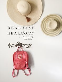 Real Talk Real Moms | What's in my Bag