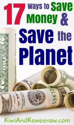 Saving money often helps the environment! Top tips from personal finance experts on their favorite ways to protect the planet and spend less money. Save Money On Groceries, Ways To Save Money, Money Saving Tips, Money Tips, Frugal Living Tips, Frugal Tips, Number 7, Early Retirement, Financial Goals