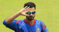 One-day captain Mashrafe Bin Mortuza, one of the leading national cricket team of Bangladesh, is preparing to bid farewell to cricket. Round Sunglasses, Mirrored Sunglasses, Mens Sunglasses, Lifestyle Sports, World Press, New Details, News Today, Sports News, Youtube