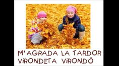 Cançó: M'AGRADA LA TARDOR Conte, Musical, Dog Food Recipes, Videos, Youtube, Valencia, School, Autumn, Songs