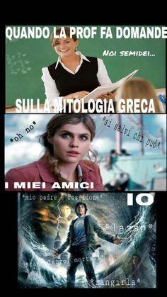 Harry Potter Tumblr, Harry Potter Anime, Harry Potter Fandom, Harry Potter Memes, Funny Images, Funny Photos, Italian Memes, Funny Test, Percy Jackson Memes