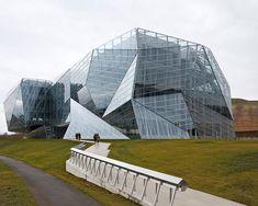 Edificio E8 designed by Coll-Barreu Arquitectos #architecture ☮k☮