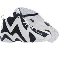 Reebok Men Kamikaze II Mid - Retro All Star (athletic navy / white) V44406 - $99.99