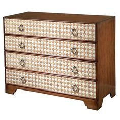 I pinned this Seychelles Chest from the Butler event at Joss and Main!