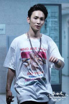 Key - 'Chess' Musical 9th Stage 150718