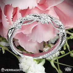 Twist Diamond Wedding Ring