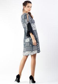 Lady, Sweaters, Dresses, Fashion, Vestidos, Moda, Fashion Styles, Sweater, Dress