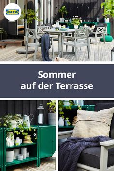 IKEA Deutschland | Platz im Freien, egal, wie groß er auch sein mag, ist Gold wert. Hier kannst du Frieden finden und deine Akkus aufladen. Es lohnt sich also, aus deiner Terrasse einen kuscheligen Aufenthaltsort zu machen. #IKEA #Terrasse #gestalten #Balkon #modern #gemütlich #Gartenmöbel #Garten #Balkon #outdoor #draußen #scandi #skandi #scandinavian #interior #interieur #design #Sommer #summer Cozy Room, Outdoor Furniture Sets, Outdoor Decor, Garden Design, Modern, Home Decor, Outdoor Cafe, Soft Light, Ikea Products