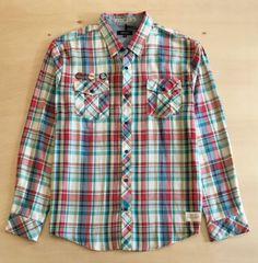 AKOO Men's Long Sleeve Button Up Shirt NWT  | eBay Button Up Shirts, Plaid, Buttons, Long Sleeve, Sleeves, Ebay, Tops, Women, Fashion