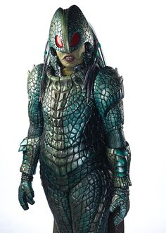Series Empress of Mars Promo Pics Doctor Who Tv, Doctor Who Fan Art, Good Doctor, Anubis, Alien Female, Ice Warriors, Rose And The Doctor, Doctor Who Companions, Alien Character