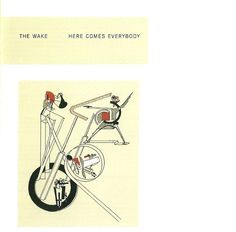 The Wake - Here Comes Everybody (1985) #VinylTrails