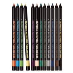 Clio Gelpresso Waterproof Pencil Gel Liner Visual