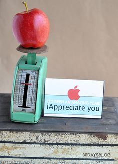 Perfect for teacher appreciation!