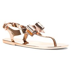 MICHAEL Michael Kors Kayden Jelly Sandal found at #ShoesDotCom