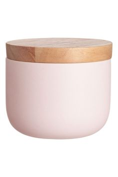 Liten eske i stengods - Lys rosa - Home All Bathroom Interior Design, Interior Paint, Eroge, Cheap Bathrooms, Pink Bathrooms, Small Room Decor, H&m Home, Metal Trays, Aesthetic Room Decor