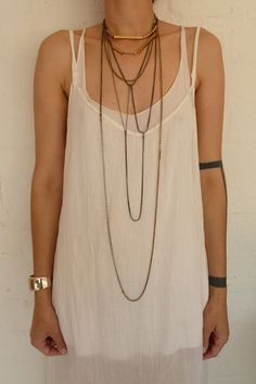 #   necklaces #2dayslook #new #necklaces #nice  www.2dayslook.com