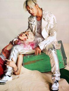 Vogue Coreia – Julho 2014 | Taeyang + Mais por Hong Jang Hyun [Editorial] | Rádio Power Strike *