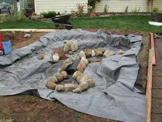 1000 Images About Fish Pond Construction On Pinterest Koi Ponds Ponds And Fish Ponds