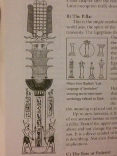 Cant remember what this thing is called, but i think it is an early Egyptian Tree of Life