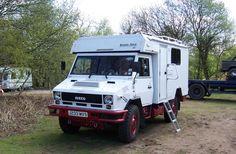 Iveco 4x4 Camper                                                                                                                                                                                 Más