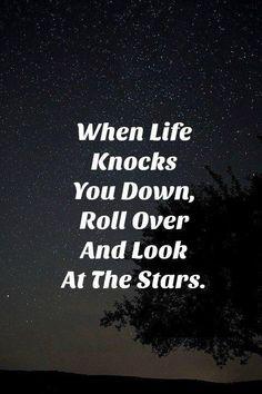 When life knocks you down... #motivationalquotes #motivation #quotes #quoteoftheday #quote #motivational #successtips #success #Top10
