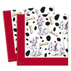101 Dalmatians Party Napkins