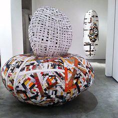 Sculpture by Ann Weber