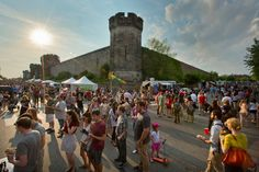 50 Biggest Events & Festivals in Philadelphia in 2015 (Photo by D. Tavani for Visit Philadelphia)