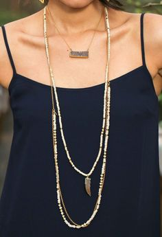 Prelude Layering Necklace