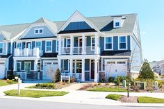 Bayside is A Delaware Beach Home Community on Fenwick Island. Voted Delaware's Community of the Year, again. Explore our new beach homes & award winning amenities such as golf & more. Bayside Resort, Fenwick Island, Coastal Style, New England, Townhouse, Beach House, Villa, New Homes, House Design