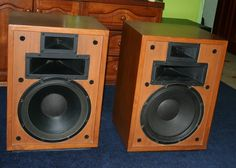 Klipsch Heresy II Speakers x 4 in your living room make the best audio/movie experience ever!  Klipsch is IT for sound quality, the best!