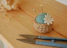 針仕事のお供に♪ かわいい【ピンクッション】を手作りしてみよう | キナリノ