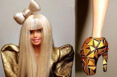 Lady Gaga meets Barbie!