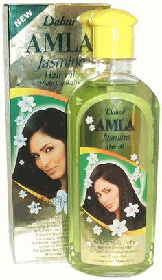 Coucou les filles!!J'ai envie de vous parler d'une huile indienne que j'utilise pour mes cheveux et que j'adore. Tout d'abord faut reconnaître que les huiles capillaires indiennes sont excellentes, y'a qu'à voir les cheveux des femmes indiennes hein^^ Il y'a quelques mois, j'ai découvert l'huile d'Amla de Dabur et depuis mes cheveux ne peuvent plus s'en passer.L'huile d'Amla Dabur est riche en vitamines A et C, elle est fabriquée à partir de groseilles indiennes (amla). Elle est bonne pour…