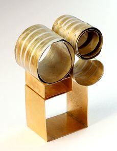Stefano Marchetti «Anello in oro e argento» #ring #gold #silver @stefanomarchetti