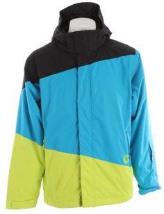Rossignol Intruder Ski Jacket Clover Mens « Clothing Impulse