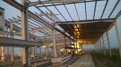 it is one of the structure while constructing the pre engineered buildings