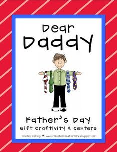 FATHER'S DAY + SONG + FREEBIE