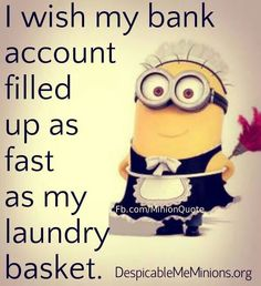 Minion Quotes added a new photo — with Gloria Trini-Bunny Procope and 3 others. Minion Rush, Minions 1, Minions Love, Minions Quotes, Minion Sayings, Funny Minion, Funny Picture Quotes, Cute Quotes, Funny Quotes