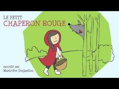Contes pour enfants - Le petit chaperon rouge