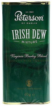 Tinned Pipe Tobacco: Peterson Irish Dew 40g at Smokingpipes.com